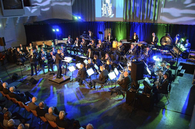Concerten in de Vredebergkerk